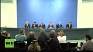 Меркел води конференция за бежанци в беда