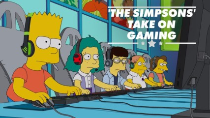 Bart Simpson joins an Esport team