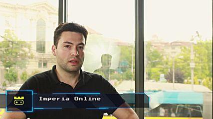 Български гейм награди - Номинации: Imperia Online