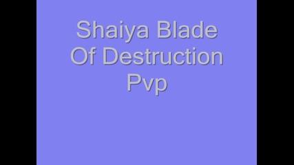 Shaiya Blade Of Destruction Pvp In Dd1
