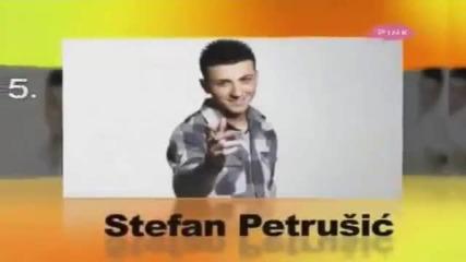 • Stefan Petrusic - Dve sudbine (2012)