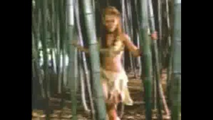 Beyonce Y Alejandro Fernandez/Amor Gitano/videoclip