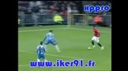 Манчестър Юнайтед - Уиган 1:0 Гол На Рууни след Асистенция на Роналдо още в Първата Минута