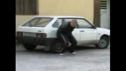 Пич Вдига Автомобил