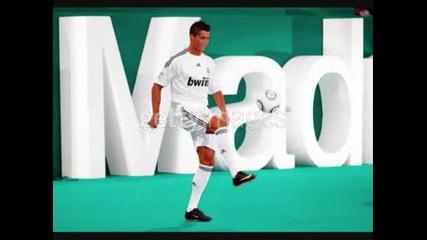 Cristiano Ronaldo !!!new!!! in Real Madrid Part 2