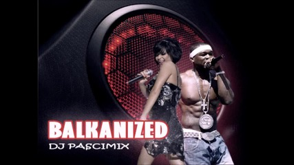 Dj Pascimix - Balkanized 4 (feat. Emsi)