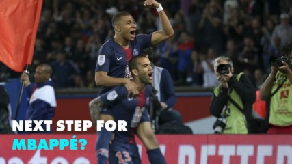 What's happening with Kylian Mbappé?