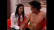 Лупита лекува Сантос и Нико ги вижда...непокорните