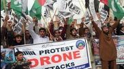 Drone Strike Kills Five Suspected Militants in Northwest Pakistan