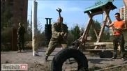 Как тренират Спецназ Гру