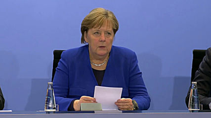 Germany: World powers commit to arms embargo in Libyan war - Merkel