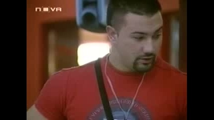 Vip Brother (S02E05) - Росица Гола