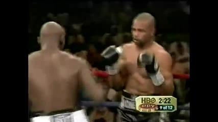 3те битки между Roy Jones Jr. и Antonio Tarver