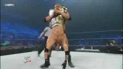 Wwe Smackdown Rey Misteryo vs Batista