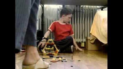Реклама - Lego Какво Има В Кутията
