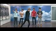 Shinee - Sherlock @ Dance Lesson (30.03.2012)