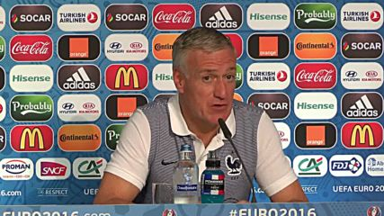 France: Deschamps urges players to write history by beating Germany in Marseille