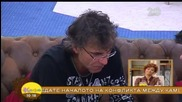 На кафе с Камелия Воче - част 1 (14.11.2014)