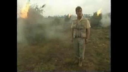 Водещ Се Напушва От Изгаряне На Марихуана!
