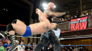 Luke Gallows & Karl Anderson vs. The Revival: Raw 25, Jan. 22, 2018