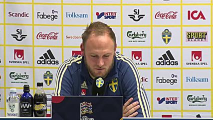 Sweden: Sweden coach expects Russia UEFA clash 'a real struggle'