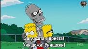 Семейство Симпсън С25 Е18 + Субтитри The Simpsons S25e18 Bg Sub