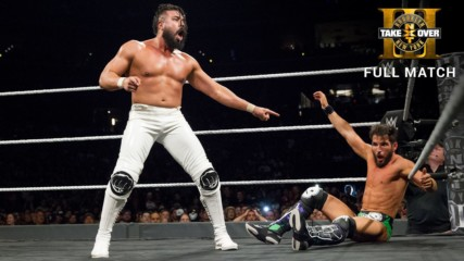 "Johnny Gargano vs. Andrade ""Cien"" Almas: NXT TakeOver: Brooklyn III (Full Match - WWE Network Exclusive)"