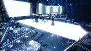 Швеция на Евровизия 2009 - Malena Ernman - La Voix