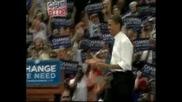 Проблемите на Уол Стрийт дават предимство на Обама