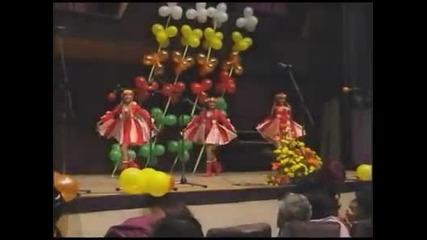 Калинка - много сладки, малки, глухи дечица пеят и танцуват