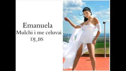 Емануела - Мълчи и ме целувай C D R I P