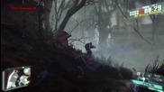 Crysis 3 - Cloaked Hunter Multiplayer Beta Gameplay (xbox 360)