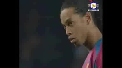 Ronaldinho - Изпълнения