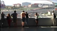 Тестваха пистата за Формула 1 в Сочи