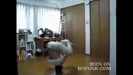 Crazy - Break Dance .