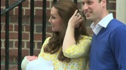 Royal Baby Princess Whisked Off To Palace