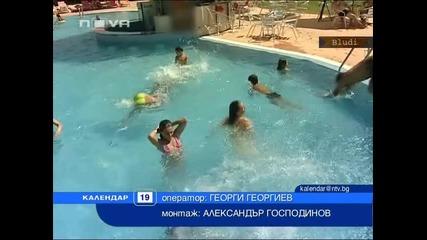 Българите са едни от най - слабите плувци в Европа