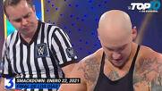 Top 10 Mejores Momentos de SmackDown En Español: WWE Top 10, Ene 22, 2021