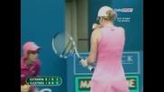 Ким Клайстерс срещу На Ли на финала в Сидни