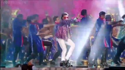 Ranveer Singh Energetic Performance at Iifa Awards 2014, Индия