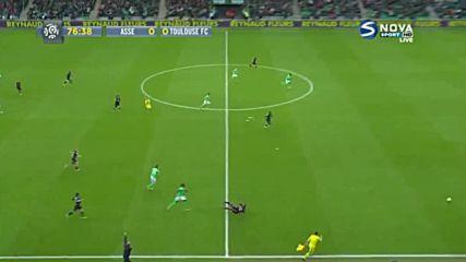 Сент Етиен - Тулуза 0:0 /Лига 1, 36-ти кръг/
