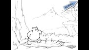 Пародия - Kung Fu Panda vs Liu Kang
