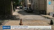 Шофьор блъсна 6-годишно дете на тротоар в Сандански