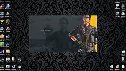 Grand Theft Auto V + multiplayer