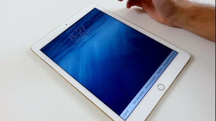 Apple iPadAir2 - все по-тънък, но дали е още по-добър - видео ревю на tablet.bg