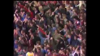 Началото на една велика кариера - Кристиано Роналдо дебютира за Манчестър Юнайтед
