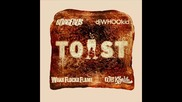 *2014* Borgeous ft. Dj Whoo Kid, Waka Flocka Flame & Wiz Khalifa - Toast