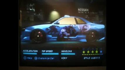 Nfsu1 My Cars