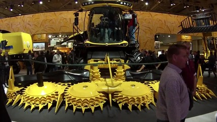 Agritechnica 2015 - Хановер, Германия