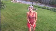 Als ice challenge Aimee